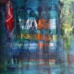Blue IV - Diane Eklund-Āboliņš